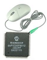 Ratón PS/2 controlado por dsPIC