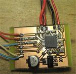 Amplificador estéreo de 20W en 7x7mm