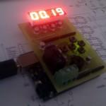 Arduino 7-seg Shield